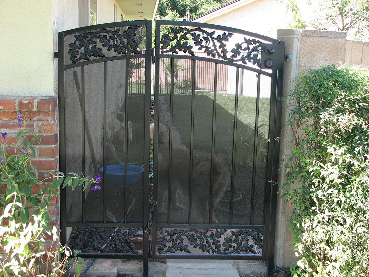 Side Yard Gates Fresno Fence Connection